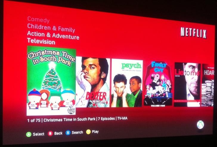 Netflix_xbox