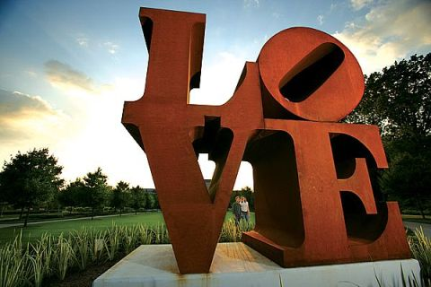 LOVEsculpture