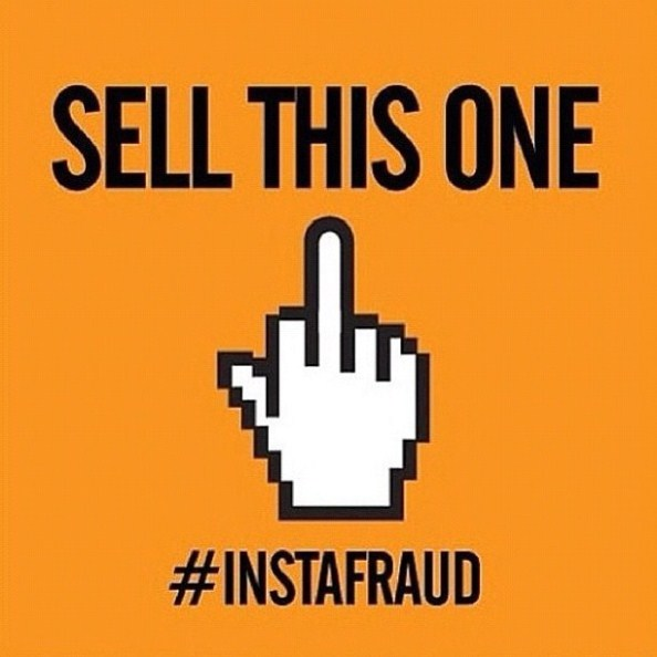 #instafraud